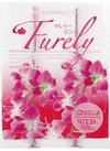 フレリー トイレットペーパー ピンク ダブル 278円(税抜)