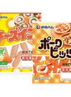 チーズイン、ポークビッツ 138円(税抜)