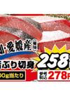 活ぶり切身 258円(税抜)