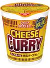 カップヌードル ・欧風チーズカレー・味噌・旨辛豚骨 118円(税抜)