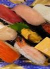 寿司の日限定握り寿司(帆立入) 497円(税抜)