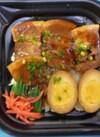 豚角煮丼 380円(税抜)