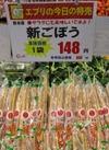 新ごぼう 148円(税抜)