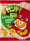 ギガント!キャラメルコーン 98円(税抜)