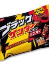 ブラックサンダーミニバー 198円(税抜)
