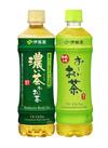 お~いお茶 濃い茶/緑茶 各 88円(税抜)