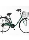オートライトファミリーサイクル ステラ マットグリーン 18,800円(税抜)