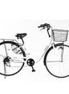 オートライトファミリーサイクル ステラ マットホワイト 19,800円(税抜)