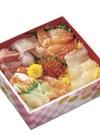 海鮮雛ちらし寿司スペシャル 980円(税抜)