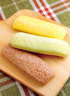 【ベーカリー】スティックメロンパン セット 120円(税抜)