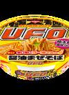 焼そばU.F.O. 濃い濃いラー油マヨ付き醤油まぜそば 108円(税抜)