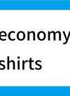 会員/エコノミーワイシャツ(立体) 165円