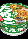 緑のたぬき天ぷらそば 106円(税込)