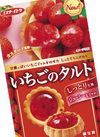 いちごのタルト 108円(税抜)