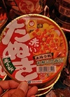 赤いたぬき天うどん 108円(税抜)