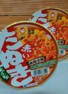 赤いたぬき天うどん 116円