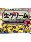 生クリームチョコレート 214円
