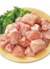 若鶏ムネ一口カット(味付) 388円(税抜)