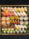 にぎりと巻き寿司のファミリセット 4~5人前 4,980円(税込)
