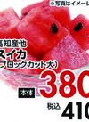スイカ 380円(税抜)