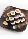 【寿司】ねぎとろとサーモン中巻 16カン+サーモン2カン増量 429円(税込)