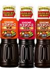 醸熟ソース(中濃・とんかつ・ウスター) 119円(税込)