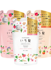 いち髪 シャンプー/コンディショナー 327円(税込)
