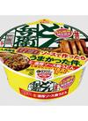 日清の汁なしどん兵衛 濃い濃い濃厚ソース焼うどん 118円(税抜)
