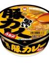 黒いカレーうどん 105円(税込)