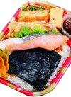 銀鮭のり弁当 421円(税込)