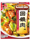 CookDo(回鍋肉・青椒肉絲・四川式麻婆豆腐・麻婆茄子・棒棒鶏) 106円(税込)
