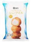 くちどけバニラシューアイス 321円(税込)