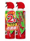 アースジェット2本パック 525円(税込)