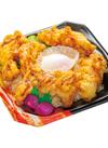 スパークオリジナル鶏天丼 378円(税込)