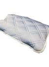 裏メッシュスーパークール接触冷感枕パット ネイビー 43×63cm 503円(税込)
