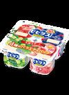 ビヒダスヨーグルト 4種のバラエティパック 128円(税込)