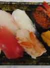 江戸前寿司(三条) 843円(税込)
