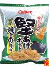 堅あげポテト 焼きのり味 106円(税込)