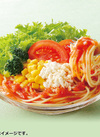 トマトとリコッタの冷たいパスタ 419円(税込)