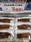 うなぎ長焼(大)真空 1,058円(税込)