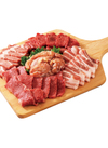 (Bimi)国産にこだわった大満足な焼肉5種盛 2,139円(税込)