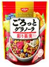 ごろっとグラノーラ(彩り果実・まるごと大豆・チョコナッツ) 1,078円(税込)