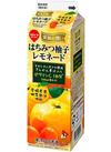 家族の潤い はちみつ柚子レモネード 106円(税込)