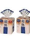 超熟5枚切・6枚切食パン 108円(税込)