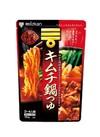 〆まで美味しいキムチ鍋つゆ 279円(税込)