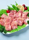 菜彩鶏もも水炊・唐揚げ用 431円(税込)
