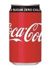 コカ・コーラゼロ 缶 64円(税込)