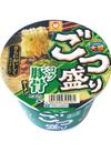 ごつ盛りコク豚骨ラーメン 95円(税込)