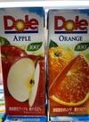 Doleオレンジ100%・Doleアップル100% 59円(税込)