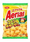 エアリアル 濃厚チェダーC・焼きとうもろこし・コーンポタージュ 96円(税込)